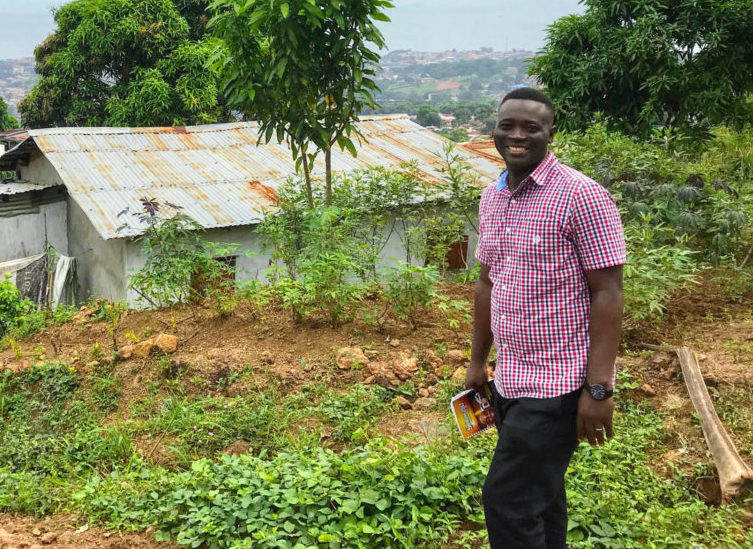 Desmond Johnson | TSL Director, Sierra Leone