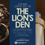 Lion's Den - Leadership Edge