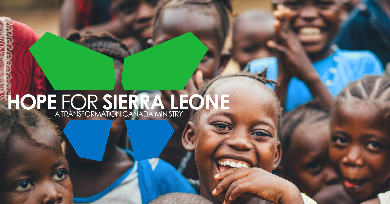 Hope for Sierra Leone