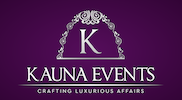 Kauna Events logo